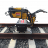 RAIL - FAST CLIP INSERTING & EXTRACTING 1600MM DIESEL