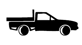 A ute is required