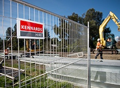 Kennards Hire Rail hires