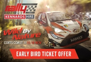 Kennards Hire Rally Aus Early Bird Offer