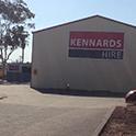 Kennards Hire Rail Rutherford Branch