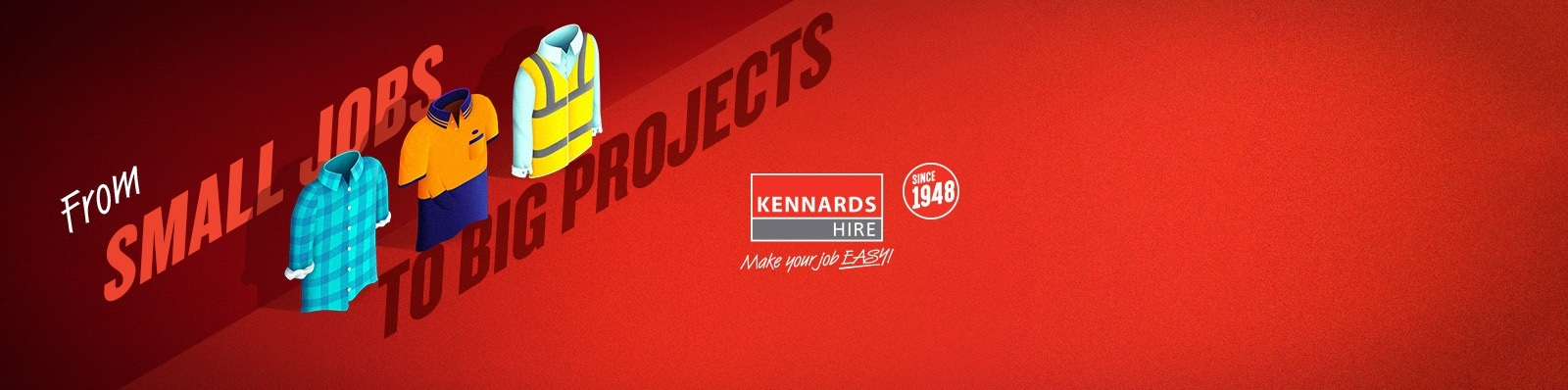 Kennards Hire Small jobs to Big