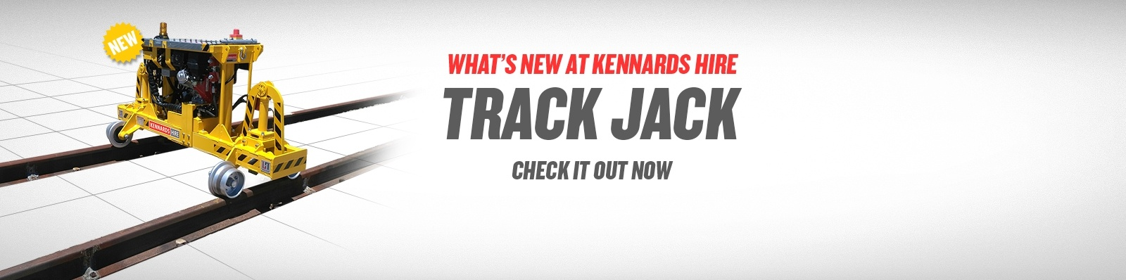 Introducing the Track Jack