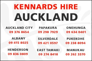 Kennards Hire opens in New Zealand