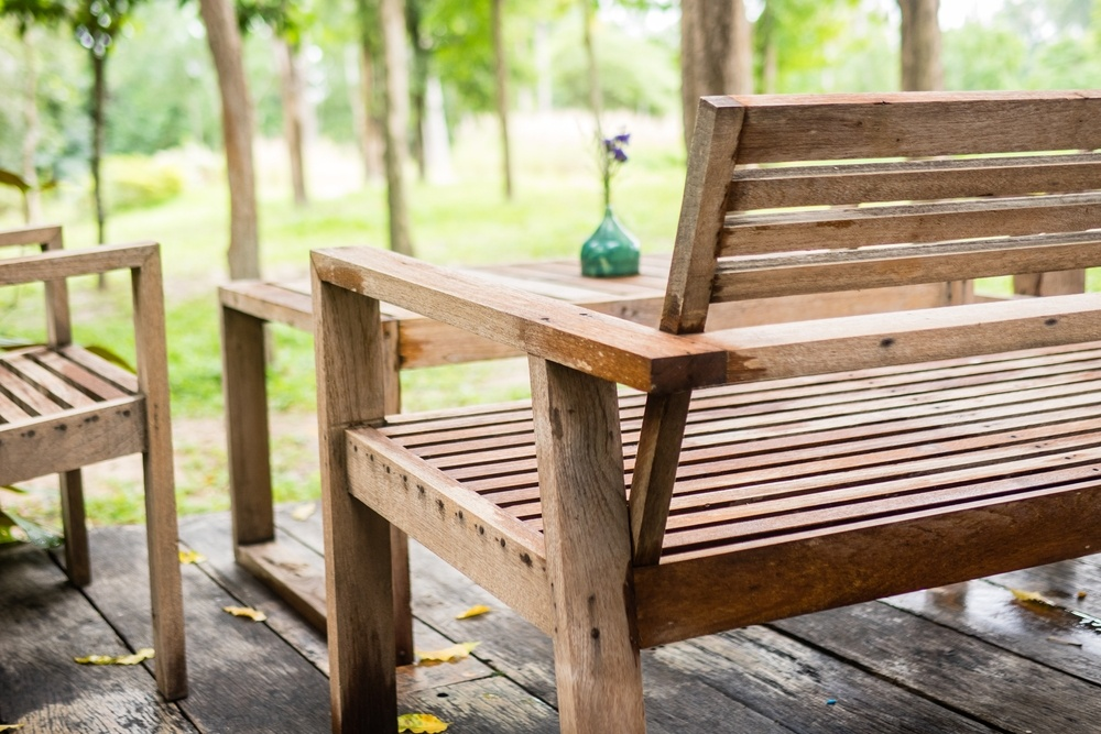 How To Restore Your Timber Furniture And Decking