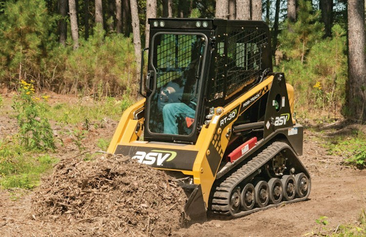 Blog - Earthmoving with a Skid Steer