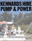 Commercial pumps and generators
