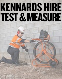 Leading-edge testing, safety and measurement equipment