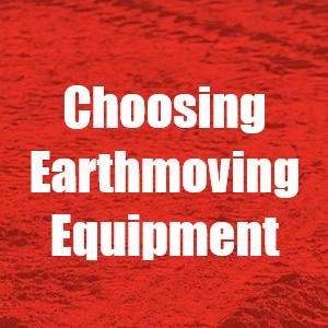 Type of Earthmoving Equipment