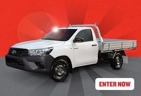 win this ute